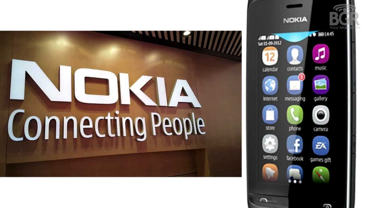 Nokia Asha 310 Review - YouTube