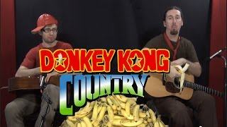 Donkey Kong Country - Gangplank Galleon - Super Guitar Bros