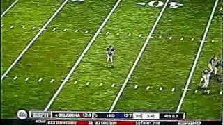 NCAA Football 13 (PS3) Dynasty Mode: Oklahoma vs Norte Dame Game 5