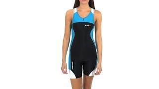 Louis Garneau Women's Comp Tri Suit | SwimOutlet.com