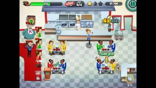 How to Beat Level 15 of the Greasy Spoon in Diner Dash and Handle Gordon the VIP Foody