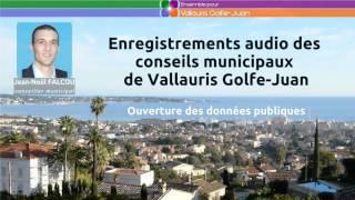 Conseil municipal Vallauris du 23 octobre 2015