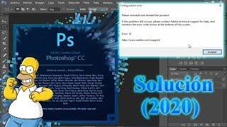 """Error Photo Shop no se abre en windows 8, 8.1 y 10 (2020) - """"Solución"""""""
