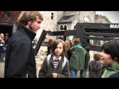 les enfants de Timpelbach- visite du décor poster