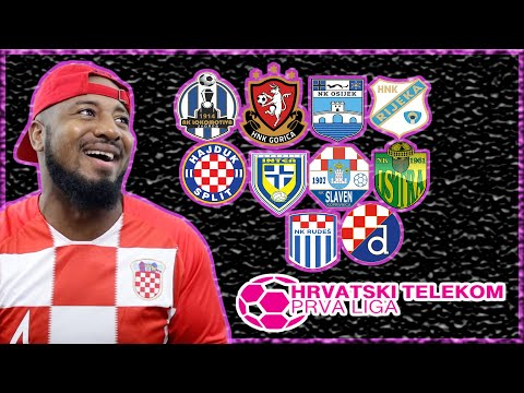 Picking a Croatian Klub To Follow This Season | Prva Hrvatska Nogometna Liga