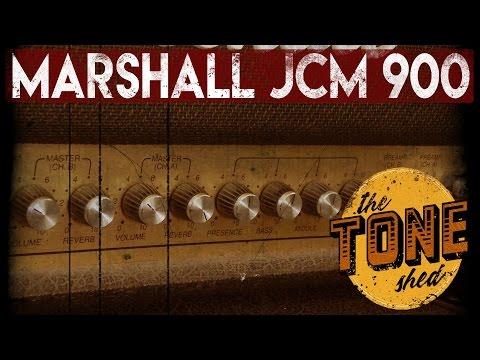 Marshall JCM 900 50W - DEMO