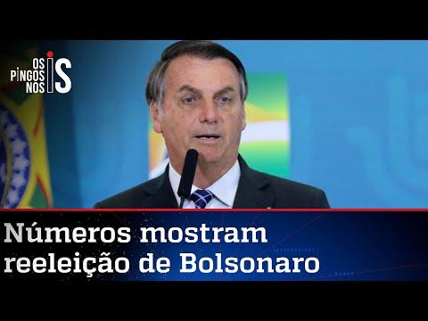 Bolsonaro venceria eleição de 2022, mostra pesquisa