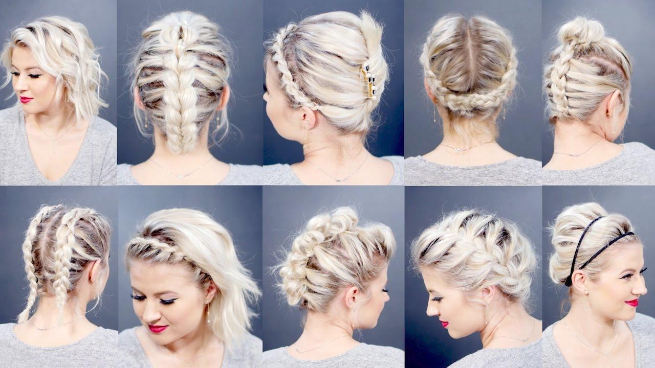top 10 best short hairstyles 2016 | milabu