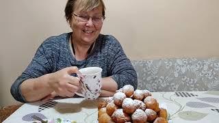 Готовим колобки по рецепту  Самвела и Татьяны Васильевны.
