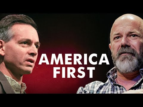 American first | Robert Wright & Andrew Sullivan [The Wright Show]