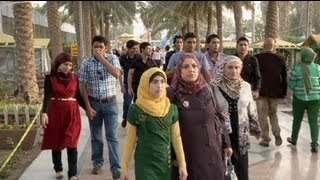 Baghdad: 10 years after the US-led invasion