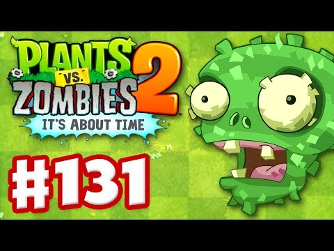 Plants vs. Zombies 2: It's About Time - Gameplay Walkthrough Part 131 - Senor Piñata (iOS)