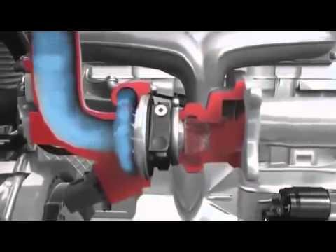 Как работает турбина. Принцип работы турбины для автомобиля