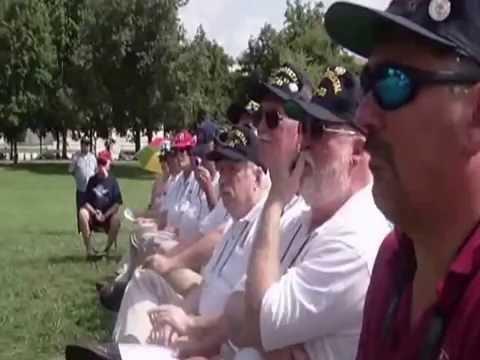 DVD2012 VIDEO HIGHLIGHTING LAST N. VIRGINIA FID REUNION & FIRE CEREMONY