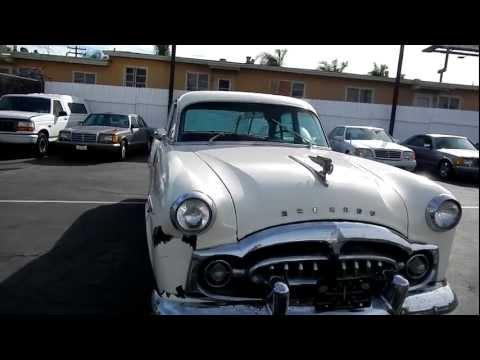 1952 Packard 300 Sedan Survivor Classic Auto Car 1950