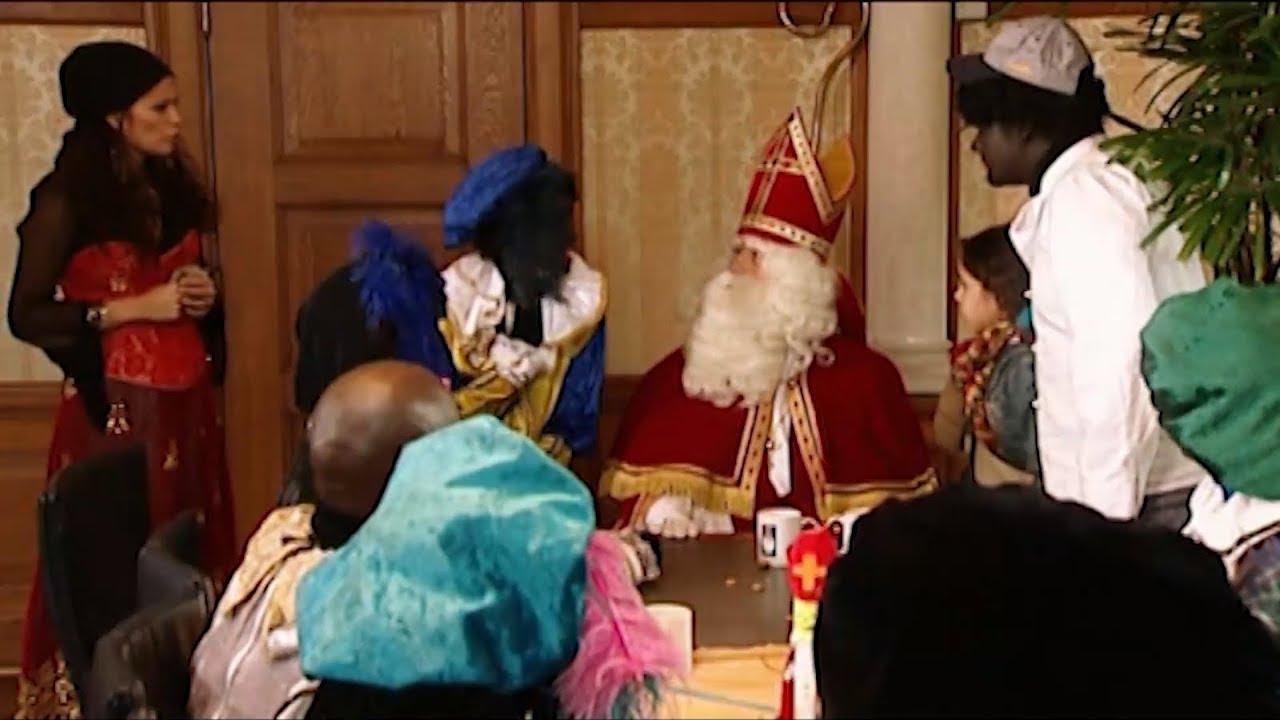 Sinterklaasfilm Het Mysterie Van Het Verdwenen Boek Youtube