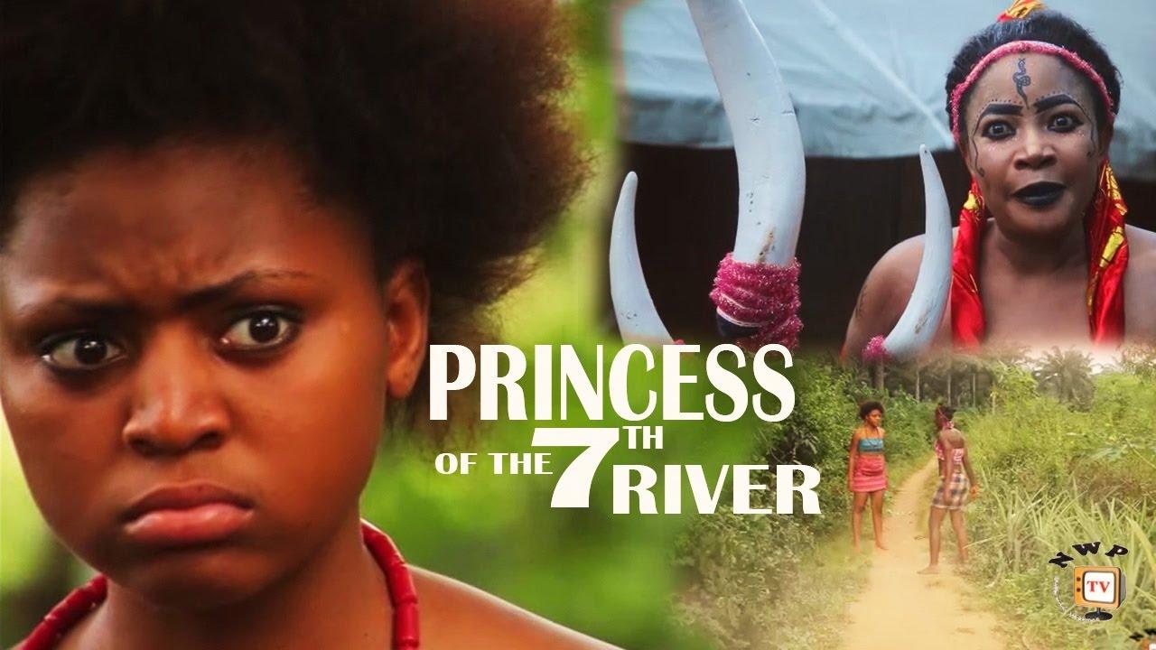 Download Princess Of The 7th River - Regina Daniels 2017 Latest Nigerian Nollywood Movie