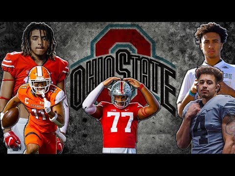 Ohio State's 2020 Top 5 Recruits Are MONSTERS!!! l Sharpe Sports from YouTube · Duration:  12 minutes 28 seconds