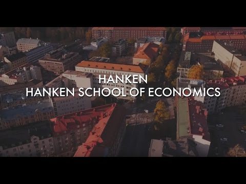 This is Hanken School of Economics