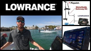 Fishing Guide and Lowrance Pro Robert Trosset talks about integrating Xi5 MotorGuide and Lowrance u