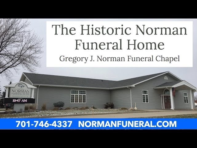 * Norman Funeral Home, Generations Of Dignified Service To Greater Grand Forks