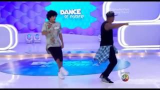 "gabriel santana no Dance se Puder ""HIP HOP"""