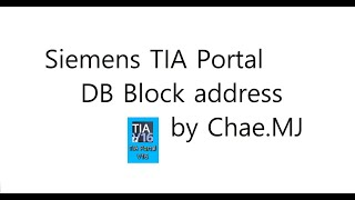 [Siemens PLC 제어기술] TIA Portal …