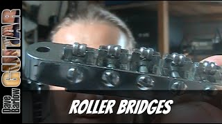 Tune-O-Matic Roller Bridge Does it Make Any Difference To Your Guitar?