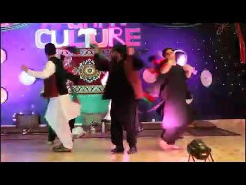 Pashto Attan Dance at Lahore in Pashto Culture Day 2017 |  Pashto Attan Video | Pashto Best Dance