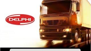 Установка программы Delphi для диагностики грузовых автомобилей