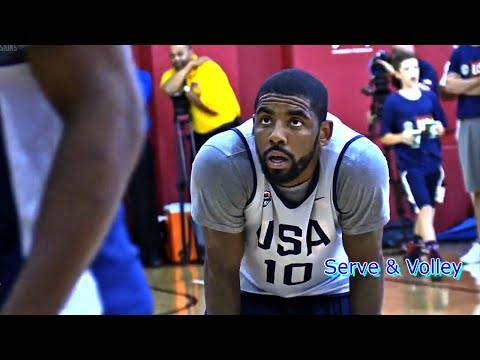 Kyrie Irving - BEST PRACTICE MOMENTS(1on1, Breaking Ankles, Funny)