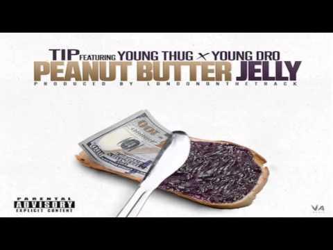 T.I. x peanut butter jelly