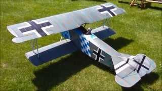 Balsa USA Fokker DVII