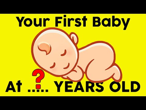 At What Age Will You Have Your First Baby? Your Parents' Choices Will Reveal It! Personality Test