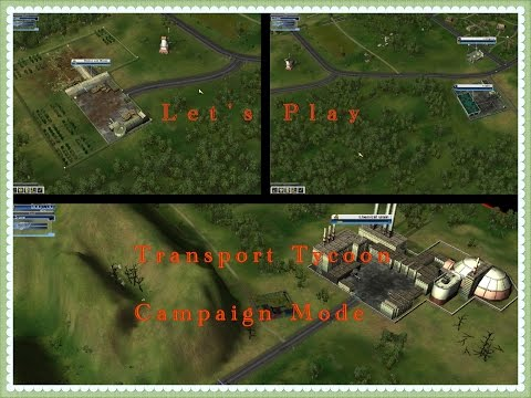 """Let's Play Freight Tycoon campaign mode part 2 """"managers"""""""