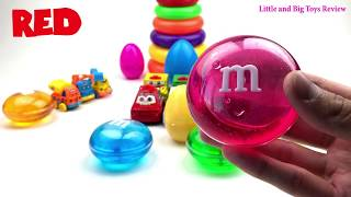 Learn Colors for Kids Children Toddlers M&M Toys Nursery Rhymes Learning Video