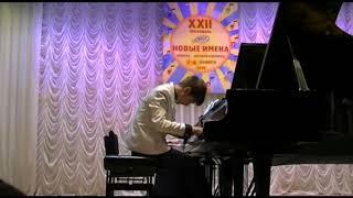 А Цфасман Джазовая сюита для фортепиано с оркестром Снежинки Исполняет Пименов Владислав