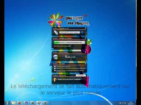 [Tuto] Linux Live USB Creator