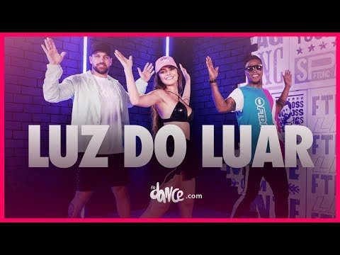 Luz Do Luar - MC Fioti Part. MC Ju Bronx E MC Vagninho | FitDance TV (Coreografia Oficial)