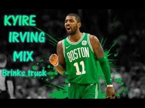 Kyrie Irving Mix 'Brxnks truck'