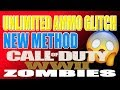 New Epic Unlimited Ammo Glitch For COD WW2 Zombies (Call of Duty)