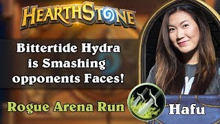 Hafu Rogue Arena. Bittertide Hydra is Smashing opponents Faces!