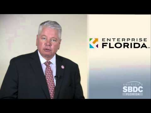 Meet Florida SBDC Partner: Bill Johnson, Florida Secretary of Commerce & CEO of Enterprise Florida