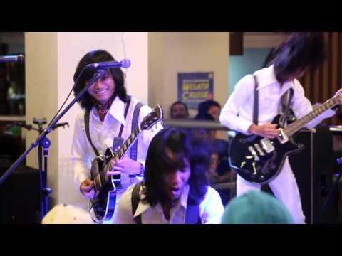 "T-koes Band "" Rata Rata "" 2015.12.24"