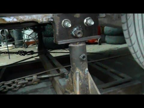 стапель для кузовного ремонта своими руками размеры чертежи