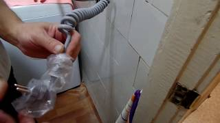Последние штрихи к отоплению: полотенцесушитель електрический с полочкой Еврофлай П6
