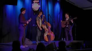 Grant Gordy (USA).  Didmarton Bluegrass Festival 2019.Night Life