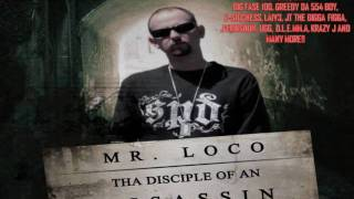 Colorz '09 RMX by Mr. Loco, Ice-T & LAiV3
