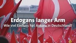 #kurzerklärt: Der lange Arm von Ankara - So nimmt die türkische Regierung Einfluss in Deutschland