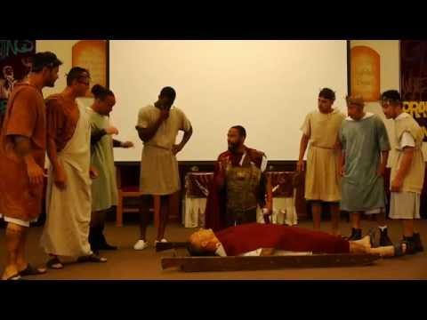 """Shakespeare at San Quentin Presents """"Julius Caesar"""""""